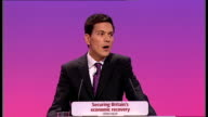 David Miliband speech Last week on the BBC and you should go through the transcript Eric Pickles the Chairman of the Conservative Party explained...
