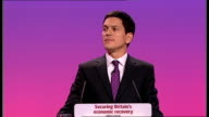 David Miliband speech There is a unique international consensus on the terms of what has to be negotiated Borders based on the line of 1967 resolving...