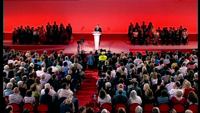 Gordon Brown keynote speech Gordon Brown speech continued SOT And in the last twelve years we created the first legal national minimum wage/ And in...