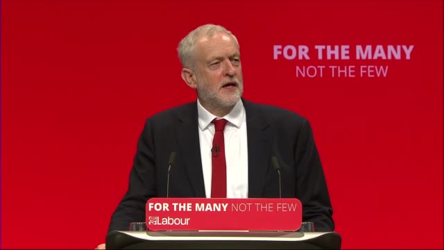 Jeremy Corbyn speech Jeremy Corbyn MP speech SOT re Brexit / guaranteeing rights of EU citizens / economy
