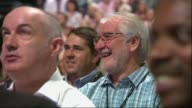 John McDonnell promises to nationalise Private Finance Initiative projects West Sussex Brighton INT Dennis Skinner MP speech SOT When the private...