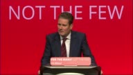 Starmer speech on Brexit ENGLAND East Sussex Brighton INT Sir Keir Starmer speech SOT
