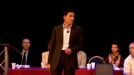 David Miliband speech David Miliband speech SOT I don't want to be a Labour leader who comes to you and says let's rewrite clause 4 of our...