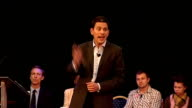 David Miliband speech David Miliband speech SOT I've learnt about a different kind of politics a politics that starts with conversations...