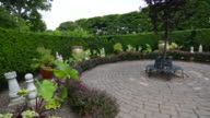 Ladew Toptary Gardens Maryland beautiful sculptured plants Keyhole Garden chess pieces gardens for tourist