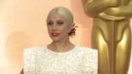 Lady Gaga at 87th Annual Academy Awards Arrivals at Dolby Theatre on February 22 2015 in Hollywood California