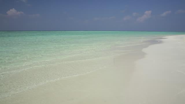 Lagoon of Maldives
