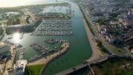 AERIAL, Lagos Marina, Algarve, Portugal