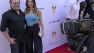 Lake Bell and Ric Roman Waugh at The 2017 Los Angeles Film Festival Premiere of 'Shot Caller' at ArcLight Cinemas on June 17 2017 in Culver City...