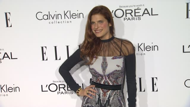 Lake Bell at 19th Annual ELLE Women In Hollywood Celebration on in Beverly Hills CA