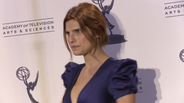 Lake Bell at 2012 Creative Arts Emmy Awards Press Room on 9/15/2012 in Los Angeles CA