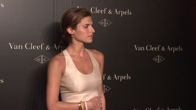 Lake Bell at the 'Une Journee A Paris' Hosted by Van Cleef Arpels at the Hammerstein Ballroom in New York New York on September 5 2007