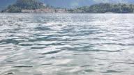Lake Como und Bellagio village