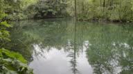 MS PAN Lake in National park / Plitvice, Lika-Senj, Croatia