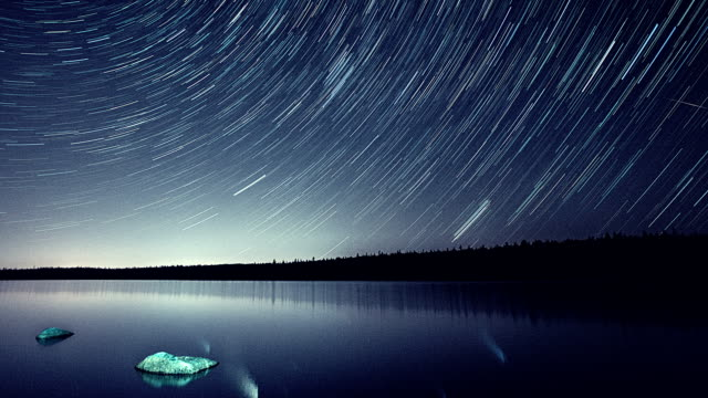 Lake in den Stars