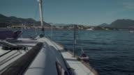 Lake Maggiore, Piedmont. Italy
