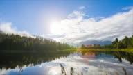 Lake Matheson, Nieuw-Zeeland