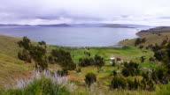 Lake Titicaca, Copacabana, Bolivia, South America