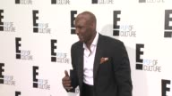 Lamar Odom at E Upfront 2012 at Gotham Hall on April 30 2012 in New York New York