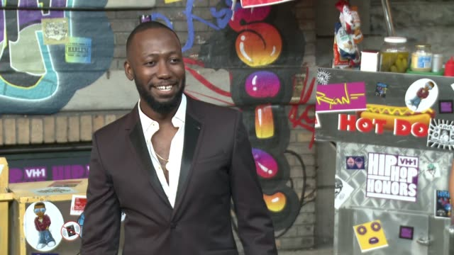 Lamorne Morris at 'VH1 Hip Hop Honors The 90's Game Changers' Monday September 18 At 9PM ET/PT at Paramount Studios on September 17 2017 in Los...