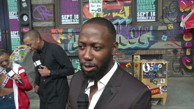 INTERVIEW Lamorne Morris on what brings him out on what his memories are of the 90's on what moment from the 90's he would love to relive and on what...