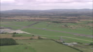 Landing At Durham Tees Valley Airport