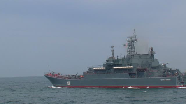 Docklandungsschiff