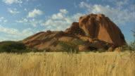 landscape of namibia