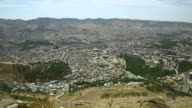 Landscape of the city of Dohuk in northern Iraq Dohuk is hosting thousands of refugees who have fled ISIS in Mosul Sinjar Mountain and Syria