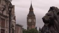 Landseer's Lion and Big Ben