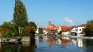 PAN Landshut Isar Riverside (4K/UHD to HD)