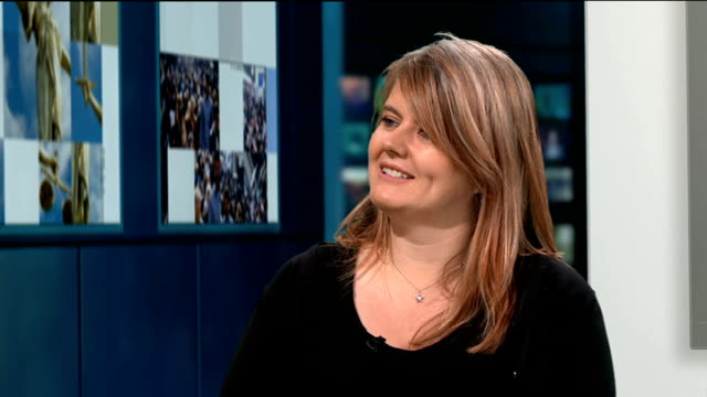 new words added to Oxford Dictionary online ENGLAND London GIR INT Fiona McPherson STUDIO interview SOT