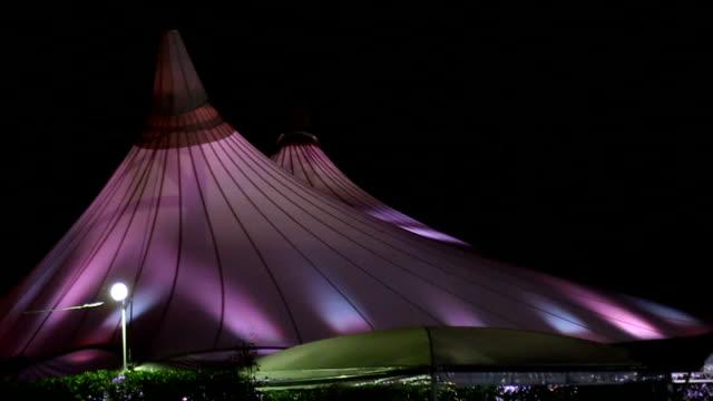 Großen fest-Zelt
