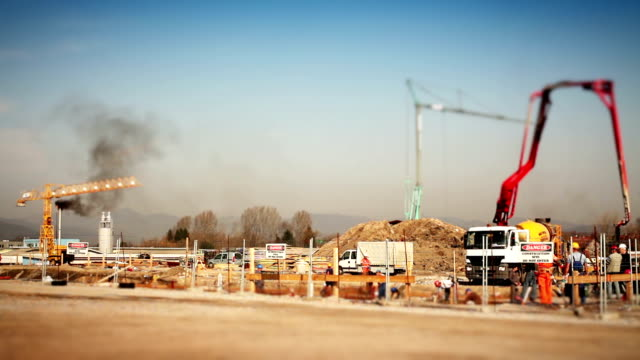 HD - Large Construction Site