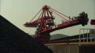 MS Large excavating machine at Huaneng Yuhuan ultra supercritical power plant, Yuhuan County, Zhejiang, China