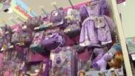 Large plastic balls Disney Princess purple dolls and accessories princess collection Minnie Mouse Vtech LeapPad2
