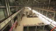 WS HA Large room at Huaneng Yuhuan ultra supercritical power plant, Yuhuan County, Zhejiang, China
