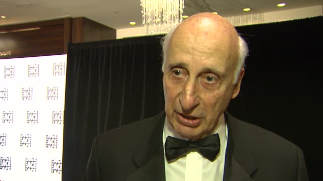 INTERVIEW Larry Silk on being at the event at the 63rd Annual ACE Eddie Awards at The Beverly Hilton Hotel on February 16 2013 in Beverly Hills...