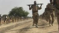 Las calles de Bor en Sudan del Sur cuentan la masacre VOICED Bor busca culpables de la masacre on February 04 2014 in BORR Sudan