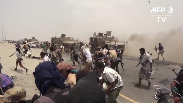 Las fuerzas leales al presidente de Yemen arrebataron a los rebeldes chiitas en menos de un mes cuatro provincias del pais gracias a una importante...