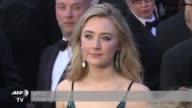 Las grandes estrellas de Hollywood desplegaron todo su glamour el domingo en la alfombra roja de la gala de los Oscar