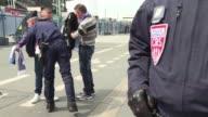 Las huelgas en el transporte las protestas y las preocupaciones por la seguridad podrian complicar a Francia la organizacion de la Eurocopa de Futbol...