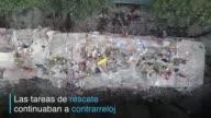 Las labores de rescate continuaban el miercoles en la capital de Mexico con la esperanza de hallar sobrevivientes del terremoto de magnitud 71