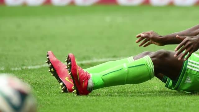 Las mejores imagenes de la decimonovena jornada del Mundial de futbol de Brasil 2014 de los fotografos de