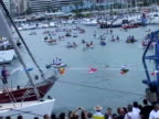 Las Palmas de Gran Canaria 15 Nov The International Dinghy Race was held in the city of Las Palmas in the lead up to the 27th Atlantic Rally for...