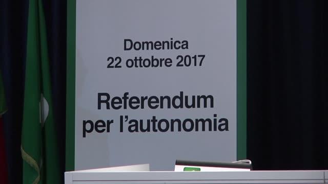 Las ricas regiones italianas de Lombardia y Veneto votaron el domingo por abrumadora mayoria a favor de mas autonomia con un nivel de participacion...