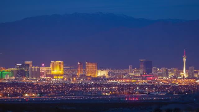 Las Vegas 4K timelapse