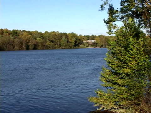 Am späten Nachmittag Fall River