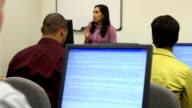 Latin Female Teaching Adults - MS