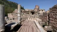 Latrine, Ephesus, Turkey